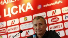 Стамен Белчев: В ЦСКА имам добро наследство, не се бях разбрал с Ганчев предварително