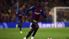 Усман Дембеле остава извън групата на Барселона