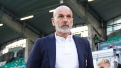 """Стефано Пиоли: Милан не може да избира между Серия """"А"""" и Лига Европа"""