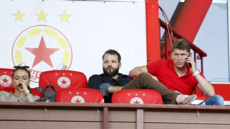 От ЦСКА показаха лиценза си за Европа!