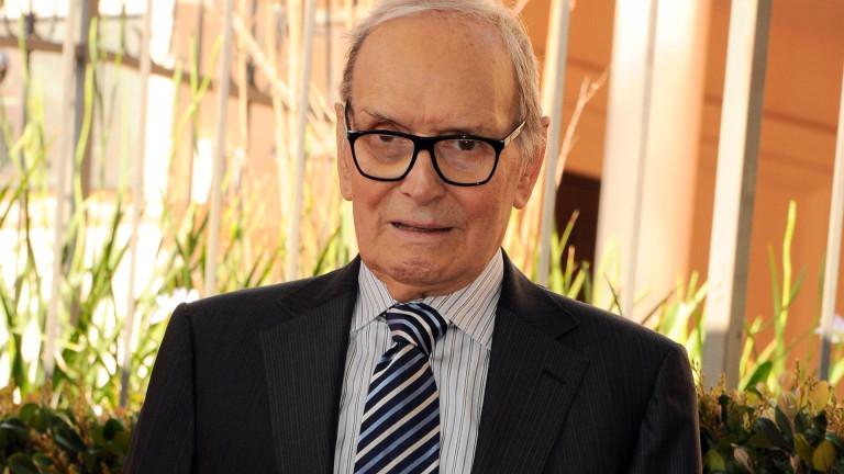 Известният италиански композитор Енио Мориконе почина на 94-годишна възраст, съобщи