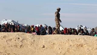 Кюрдски сили откриха масов гроб в Сирия