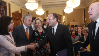 Партньорството между България и САЩ - котва за стабилност на Балканите