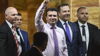 Зоран Заев е новият премиер на Македония