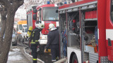 При пожара във Варна е загинал мъж