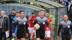 Георги Кабаков ще ръководи дербито между ЦСКА и Левски