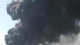 Взрив във военна база в Египет