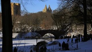 Снежната буря в САЩ взе най-малко 30 жертви