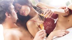 Хормонът на гушкането отлага секса