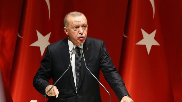 Ердоган отвръща на Нетаняху: Опозорен политик, използва празни думи