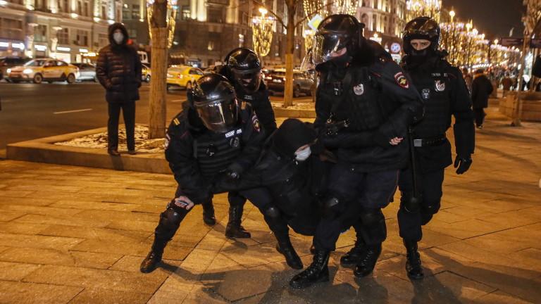 Кремъл отсече: Няма никакви репресии в Русия
