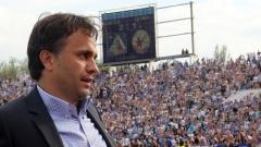 Митов пред Topsport.bg: Тонев е първият истински футболен шеф в България