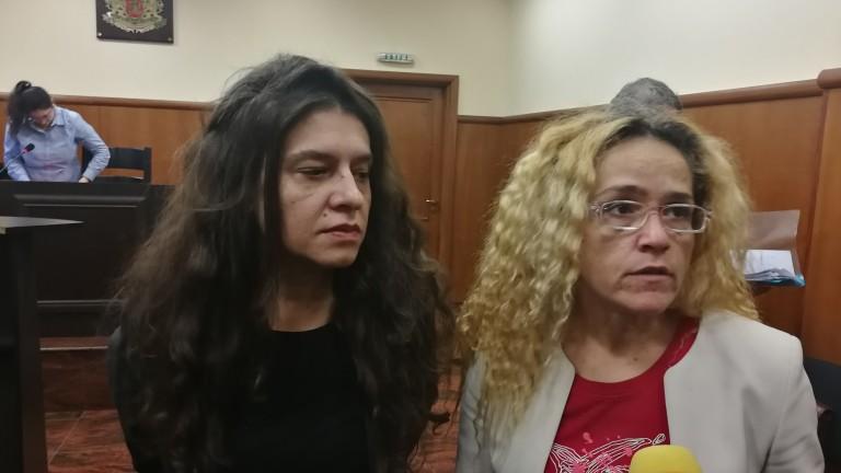 Резултат с изображение за Иванчева и Петрова остават в ареста