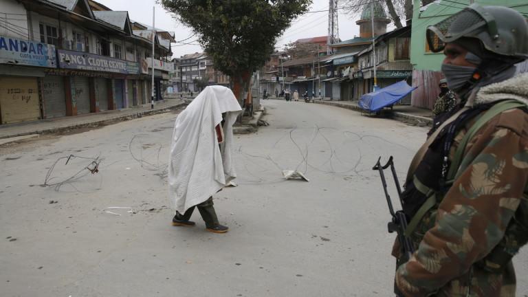 Индийските сили за сигурност са ликвидирали двама от заподозрените организатори