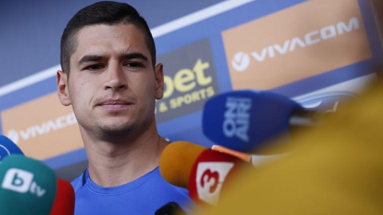 Иван Горанов: Надявам се, че и извън терена съм показал какво означава да си футболист на Левски