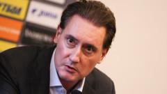Кирил Домусчиев: Парите не са всичко във футбола, сега беше моментът да назначим треньор на Лудогорец
