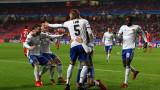 Базел победи Бенфика с 2:0 като гост
