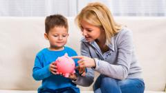 Как да научите децата си да боравят с пари?