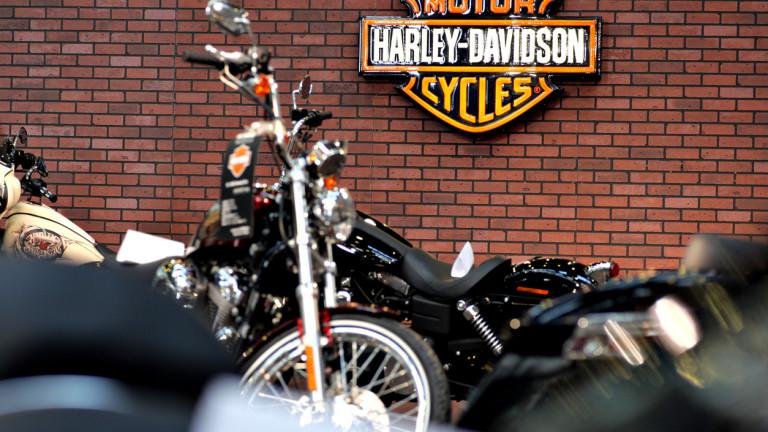 Harley-Davidson се изтегля от най-големия пазар за мотоциклети в света