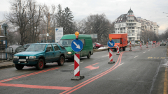"От днес затварят западното платно на столичния булевард ""Евлоги и Христо Георгиеви"""