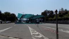 Временно спират преминаването през ГКПП Лесово-Хамзабейли