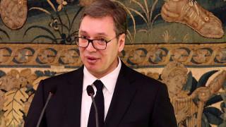 Вучич: Време е Джонсън и Тръмп да дойдат в Сърбия