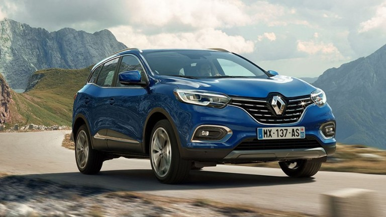 Renault обнови кросоувъра Kadjar (ВИДЕО)