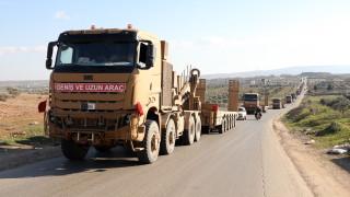Русия: Лъжа е масовото бягство на сирийци към Турция