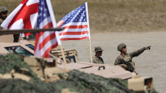 """НАТО иска Грузия в планове за """"хибридна отбрана"""" от Русия в Черно море"""