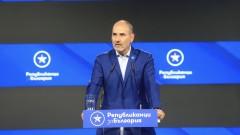 Цветанов: Всичко е възможно като сценарий от сегашните управляващи