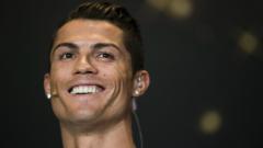 Роналдо похарчи 50 млн. за подарък на агента си