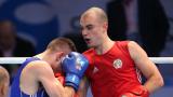 Симеон Чамов закри олимпийската квалификация по бокс в Лондон с победа