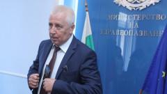 Здравният министър Николай Петров се видя нарочен за дискредитиране