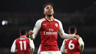 """Арсенал излъга Евертън на """"Емирейтс"""" в мач с 5 гола"""