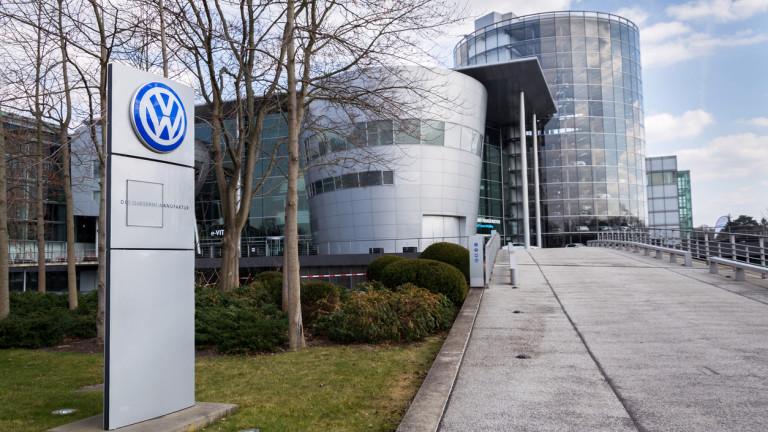 Volkswagen осъществява най-обширната инициатива в историята за електронизация в автомобилната