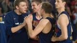 Барселона и Везенков на четвърфинал в Евролигата
