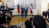 ЕС не прави нищо за спасяване на ядрената сделка, недоволства Иран