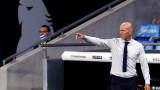Зинедин Зидан с два отрицателни теста, ще води Реал (Мадрид) срещу Осасуна