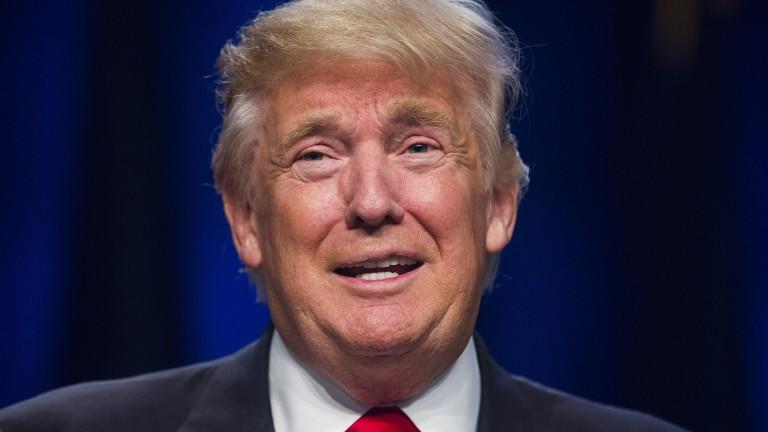 Тръмп платил милиони долари данъци, подцени опасенията за дълговете си