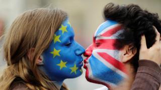 Великобритания остава в ЕС при референдум сега