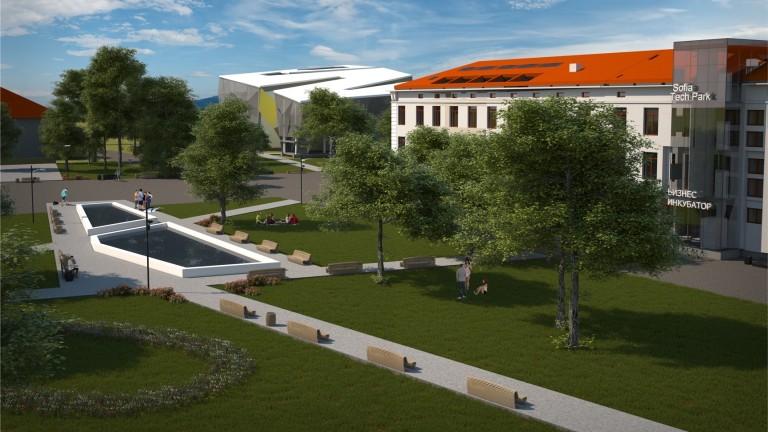 2500 работни места в технологичния сектор могат да бъдат отворени в София Тех Парк до 2021-а