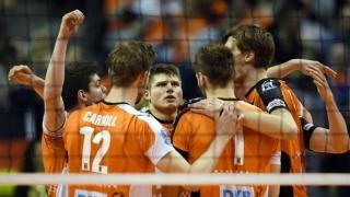 Германският волейболен шампион Берлин хвърли бомбата в Москва