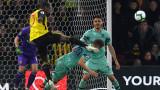 Арсенал победи Уотфорд с 1:0 като гост