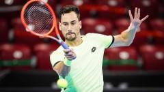 Италианец е първият четвъртфиналист на Sofia Open 2021