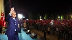 Чистка и в управляващата партия на Турция