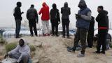"""Задържаха 18 бежанци в гора край АМ """"Тракия"""""""
