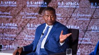 Най-богатият африканец се запъти към IPO в Лондон