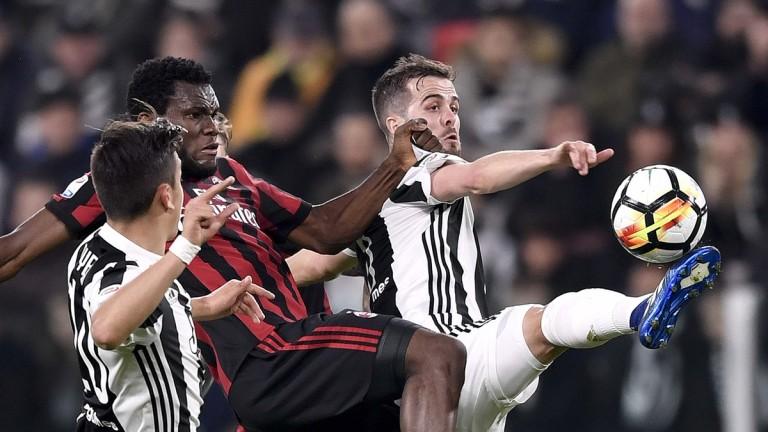 Милан приема оферти за Франк Кесие