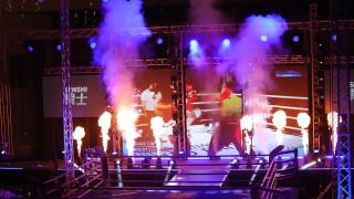 SENSHI с трето уникално издание в Камчия: Зрелищни битки по правилата на нова професионална лига по карате киокушин