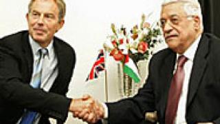 Абас готов за среща с Ехуд Олмерт